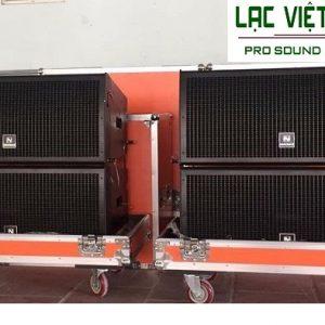 Loa array Nanomax chính hãng tại Lạc Việt Audio