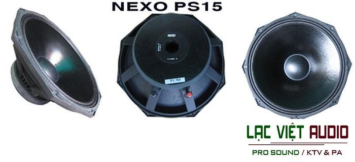 Loa hội trường Nexo Ps 15Loa hội trường Nexo Ps 15