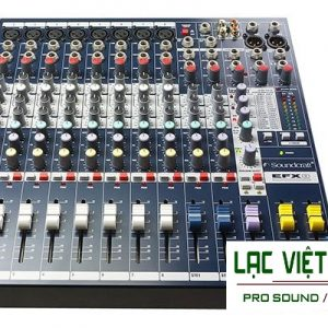 bàn Mixer Soundcraft EFX8.